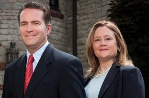 Flint, Owosso and Burton, Michigan birth injury attorneys Jesse Reiter and Rebecca Walsh