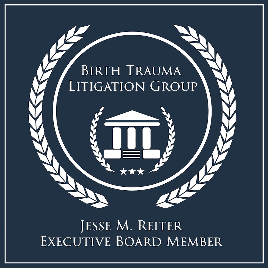 Birth Trauma Litigation Group Executive Board - Jesse Reiter