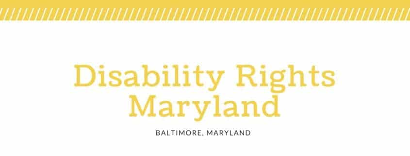 Baltimore Maryland Cerebral Palsy Resources - Disability Rights Maryland