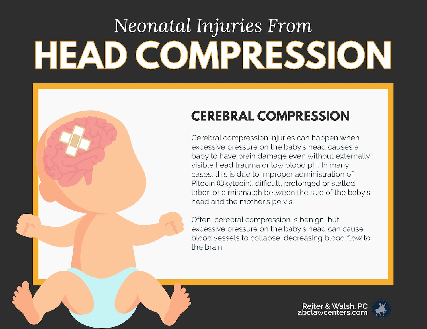 Head Compression Injuries in Babies - Head Molding